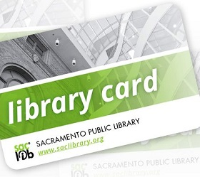 Sacramento Public Library - Books are just the beginning