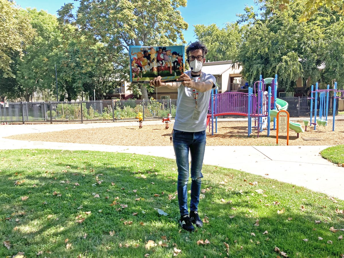 In-Person Story Times At Neighborhood Parks